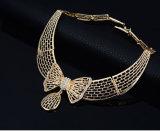 Conjuntos Shaped de la joyería del collar 2016 y del pendiente del arqueamiento de la vendimia (C-XSST0036)