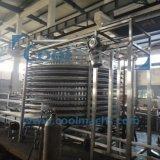 Congelatore ad aria compressa rapido a spirale/congelatore getto aria/del surgelatore