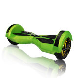 Scooter de roue de RoHS 8inch 4.4ah Bluetooth DEL 2 de la CE
