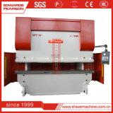 freio de dobra hidráulico da imprensa da folha da placa da máquina/ferro de dobra 30t com sistema de controlo Da41