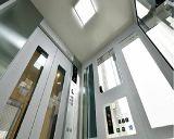 Ascenseur de Roomless de machine pour la construction élevée