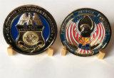 ダイカストの銀製のホノルルの警察の硬貨を