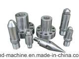 Peças de maquinaria do CNC com aço inoxidável, bronze, ferro, Alumnium