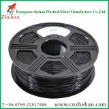 filamento 3m m negro de 1.75m m PETG para la impresora 3D