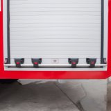 Obturateur de roulement de résistance d'incendie d'alliage d'aluminium pour le camion de pompiers