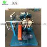 30nm3h compressore ad ossigeno e gas del diaframma di pressione di ingresso di portata 0.8