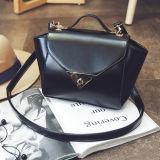 Neueste Entwurfs-Handtaschen für Mädchen-Qualität PU-Schulter-Beutel für Dame Sy8083