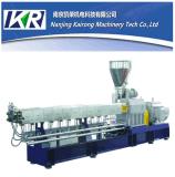 Машина для рециркулировать пластичные бутылки/пластичную лепешку делая гранулаторя PE штрангпресса Machine/PP для сбывания