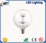 MTXレトロE27 3Wエジソン型LEDの球根の蝋燭ライトランプ110V/220V G125