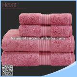 高品質明白なカラー表面タオル