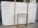 Marbre blanc de Carrare, tuile de marbre et marbre d'Onyx