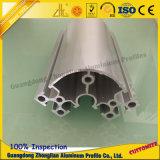 O perfil de alumínio do entalhe de alumínio industrial do perfil T para monta a linha