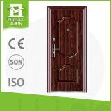Diseño de la puerta de la seguridad en el metal para el apartamento