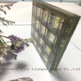 Gafa de seguridad del vidrio/del edificio/vidrio del vidrio Tempered/arte para la decoración