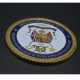 熱い販売のカスタムロゴのフリーメーソンの記念品の挑戦硬貨