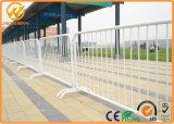 高品質の混雑した制御のための鋼鉄金属の安全塀の障壁