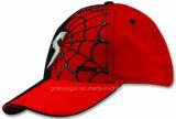 Шлем бейсбола сандвича спайдера с неповоротливым логосом