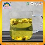 Здоровье выпивает чай хризантемы для сияет глаза