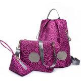 Sac de sac à dos de mode, jeu cosmétique de sac