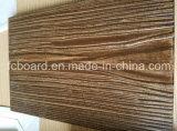 Panneaux de voie de garage en bois de la colle de fibre de type