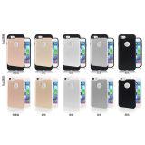iPhone 4のためのアルミニウム金属の電話箱5 6 7ケース