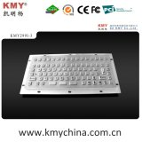 Mini teclado impermeável do quiosque do metal IP65 (KMY299I-3)