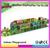 Apparatuur van de Speelplaats van de Jonge geitjes van de Prijs van de Vervaardiging van China de Goedkope Binnen