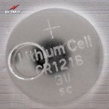 Tastenbatterie Cr1216 des Lithium-3V