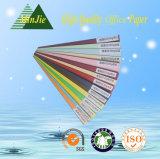 Schlaufen-verhinderndes Merkmal und Chemikalie-Mechanische Massen-zermahlender Typ farbiges Papppapier