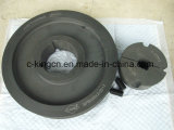 C-King High Quality Cast Iron V Belt Pulley