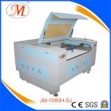 Cortador do laser com a tabela de trabalho do up-Down para a estaca da esponja (JM-1080H-SJ)