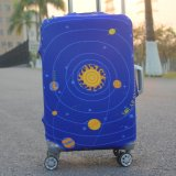Travel Protect Luggage Against Damages Custom Spandex Housse de bagage