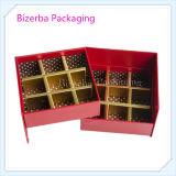 Het Vakje van de Chocolade van het Document van het Karton van de bevordering