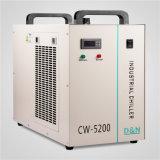 産業水スリラーの彫版機械低温貯蔵は熱を散らす