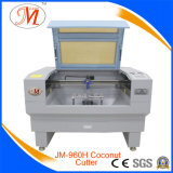 Haltbare Kokosnuss-Gravierfräsmaschine mit Leistungsfähigkeit 300PCS/Hour (JM-960H-CC2)