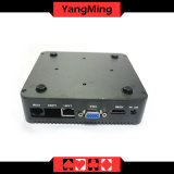 Serie Fanless Intel-Celeron Minicomputer-Hauptrechnerbaccarat-Stromsystem-Minihauptmotor 300Mbps WiFi Ym-Me03