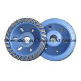 Herramientas de rectificado de la rueda de la taza del diamante para la molienda del granito