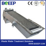 Pantalla de barra mecánica en las aguas residuales Treatmment de las existencias vivas