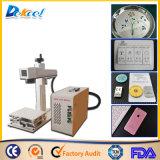 10W 20W 30W 50W Faser-Laser-Markierungs-Maschinen-Markierung für Ringe, Armbänder, Glas, elektronische Bauelemente