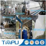 Tissu 100% de coutil de matelas de jacquard de polyester 270GSM