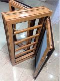 Burgular証拠(BHA-CW54)が付いている最近アルミニウム二重開き窓のWindows
