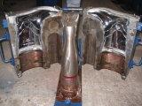 Máquina da injeção das sapatas giratórias para carregadores de chuva. Gumboots