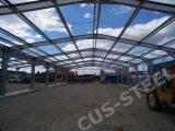 Здание стальной структуры света мастерской фабрики Африки стальное