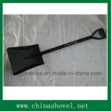 Pala d'acciaio della maniglia saldata utensile manuale della pala