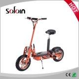 2 da mobilidade sem escova do motor da roda 800W motocicleta elétrica (SZE500S-2)
