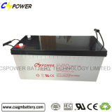 Батарея 12V 200ah геля цикла Cspower глубокая