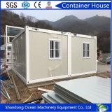Erträgliches lange Lebensdauer-modulares Behälter-Haus der hellen Stahlkonstruktion