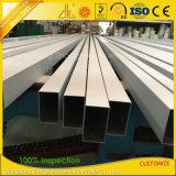 Constructeur en aluminium fournissant la pipe ronde en aluminium anodisée de pipe en aluminium
