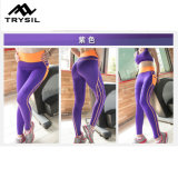 gym Pants Fitness Wear 도매 숙녀의 스포츠 Legging