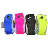 Im Freiensport-Telefon Armbag Nylon-laufender rüttelnder Beutel-Beutel für Smartphone